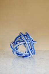 Knot L Light blue