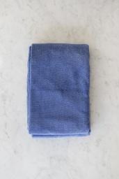Bath Towel Blue