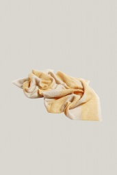 Mohair Blanket Yellow