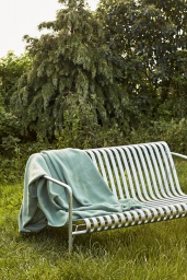 Palissade Lounge Sofa Hot Galvanised