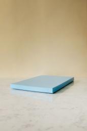 Chopping Board Light Blue