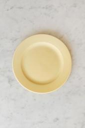 Rainbow Plate 24cm Light Yellow