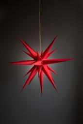Moravia Star Red 80cm