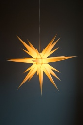Moravia Star Yellow 80cm