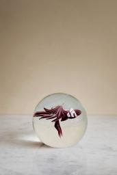 Glass Flower Ball M