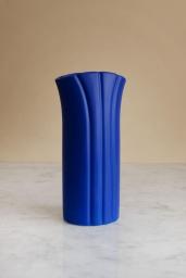 Flower Vase Cobalt