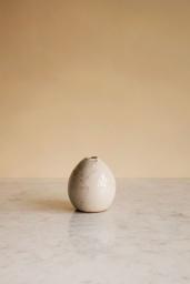 Petty Vase Farao White