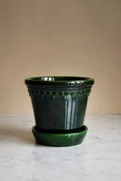 Kruka Köpenhamn Grön 16cm