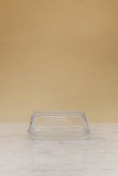 Smörbytta Glas