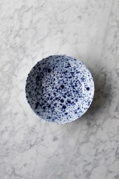 Skål Magma Blue