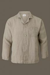 Pyjamasskjorta Nature Linen