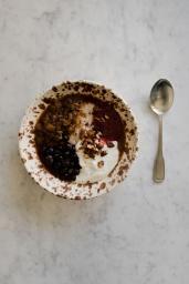 Attaché Dessertsked