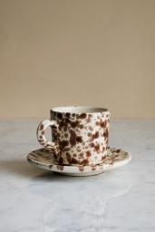 Kaffekopp Spruzzi Cioccolato
