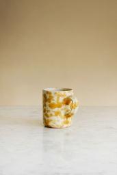 Kaffemugg Spruzzi Ambra