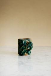 Kaffemugg Spruzzi Turchese