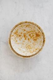 Serveringsskål Spruzzi Ambra 26cm