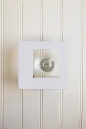 Tavelram Frame Square Pale Grey