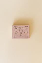 Gem Paper Clips Weis