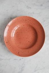 Pastatallrik Lifestyle Terracotta