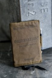 Notebook Observations