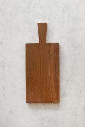Skärbräda Rökt Ek 29x16 cm