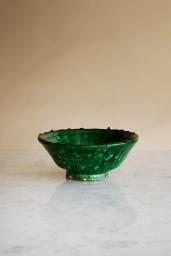 Sahara Bowl Green Large