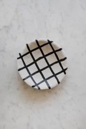 Papier Mache Plate Gridding S
