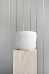 Custa Pot White Medium