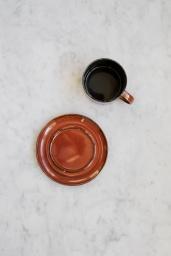 Le Cadere Kaffekopp & Fat Rust