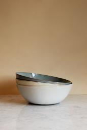 Salad Bowl Smokey Blue