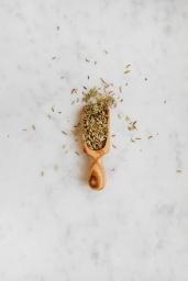 Skopa Olivträ 9 cm