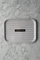 T-Centralen Breakfast Tray