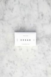 Tangent GC Soap Bar Cedar