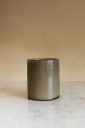 Candle Holder Grey