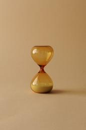 Timglas Amber 5 min