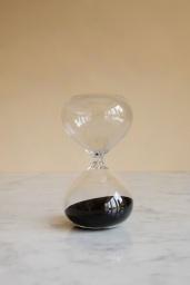 Timglas Clear 15 min