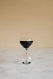 Timglas Clear 5 min