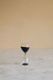 Timglas Clear 3 min