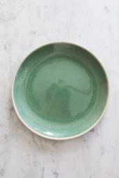 Middagstallrik Wonki Ware Emerald