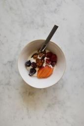 Frukostskål Wonki Ware Vit