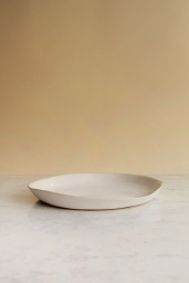Pie Dish White