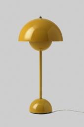 Flowerpot Bordslampa VP3 Mustard