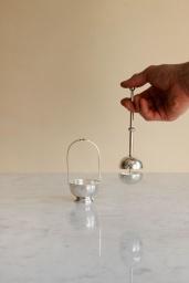 Tea Spoon On Stand