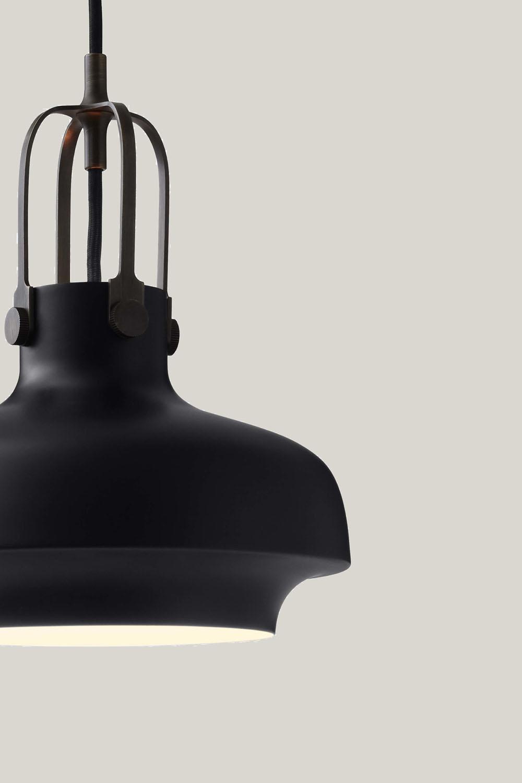 Copenhagen SC6 Pendant Lamp Matt Black