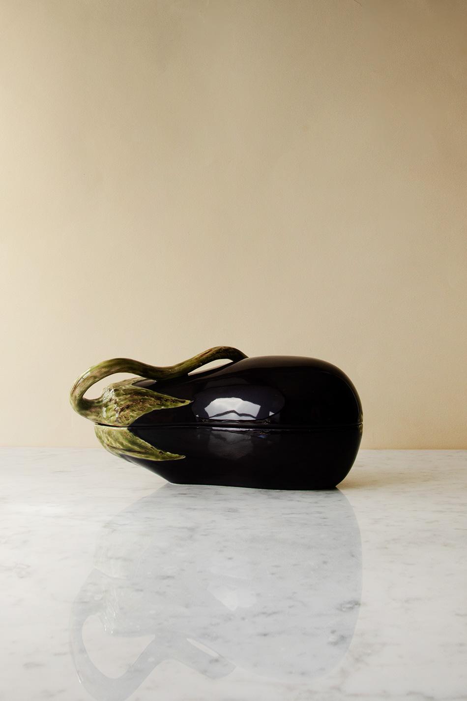 Aubergine Box