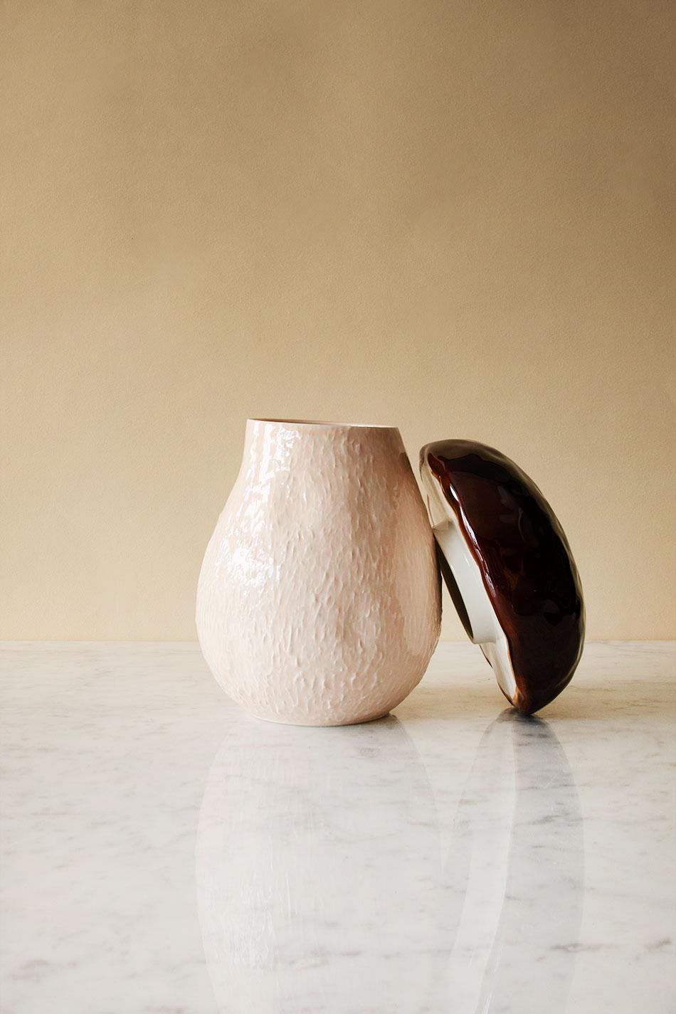 Cogumelo Jar Large
