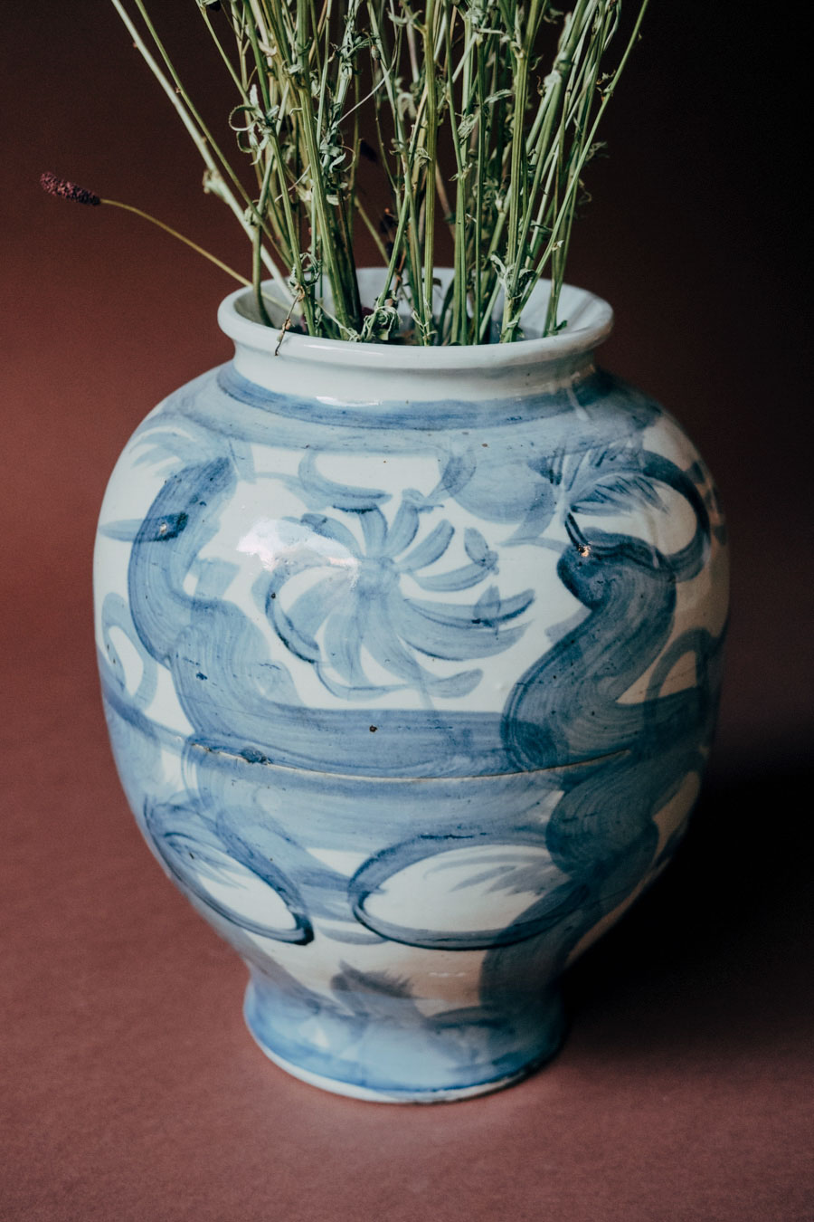 Chinese Porcelain Vessel L