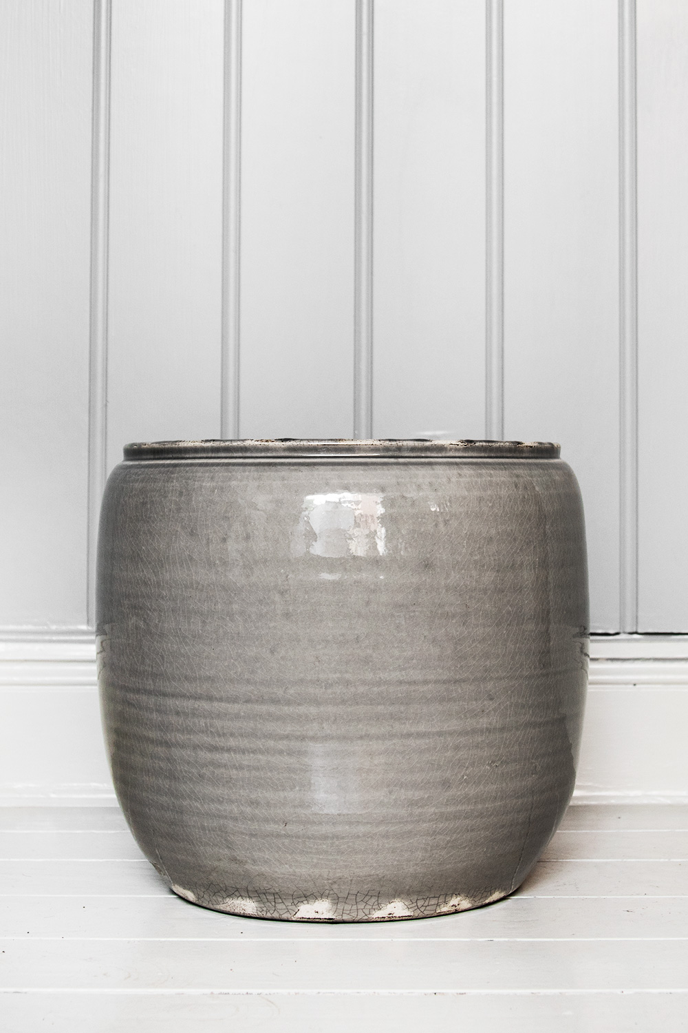 Custa Pot Grey