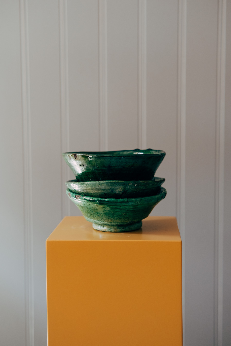 Sahara Bowl Green Small