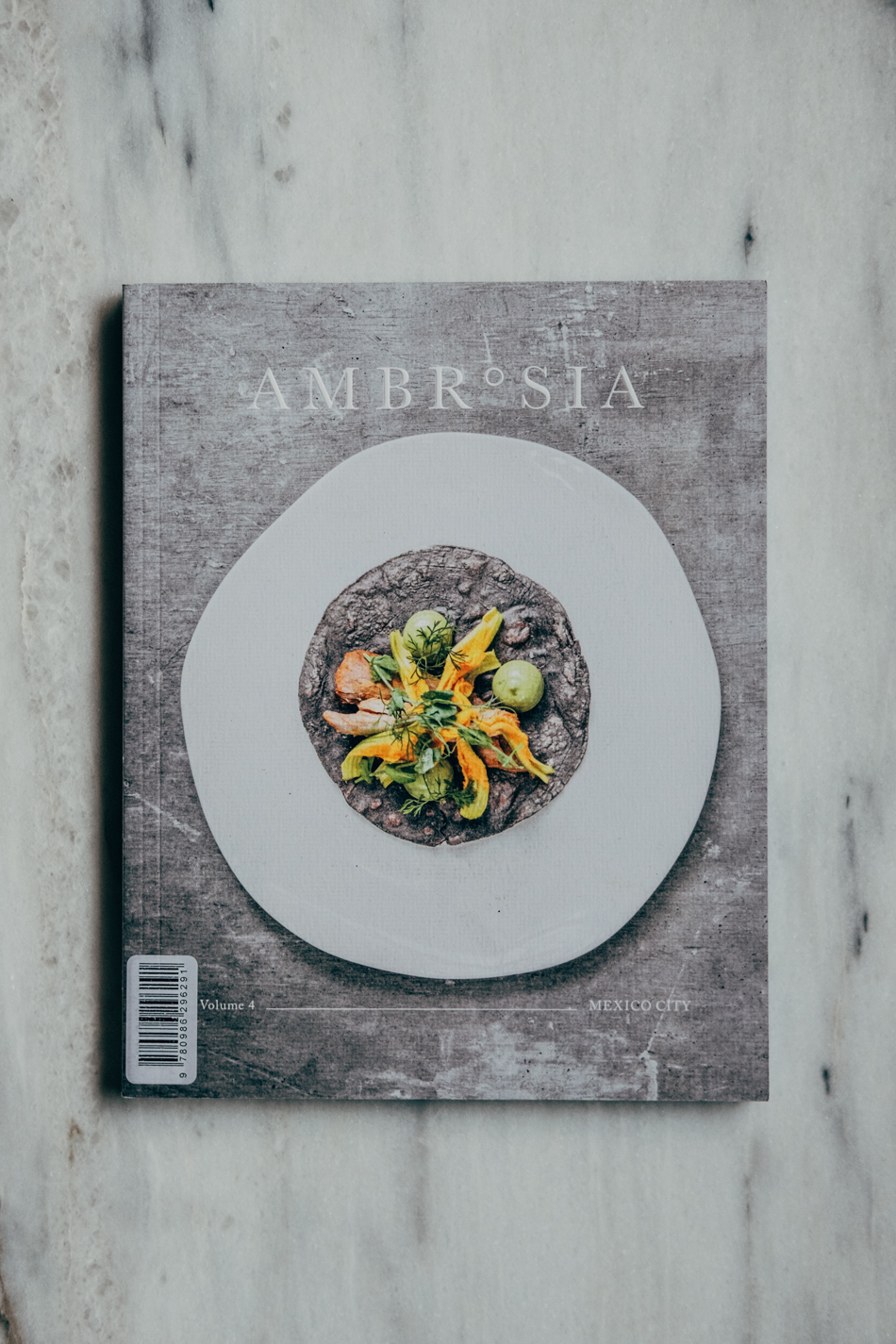 Ambrosia Nr.4, Mexico City